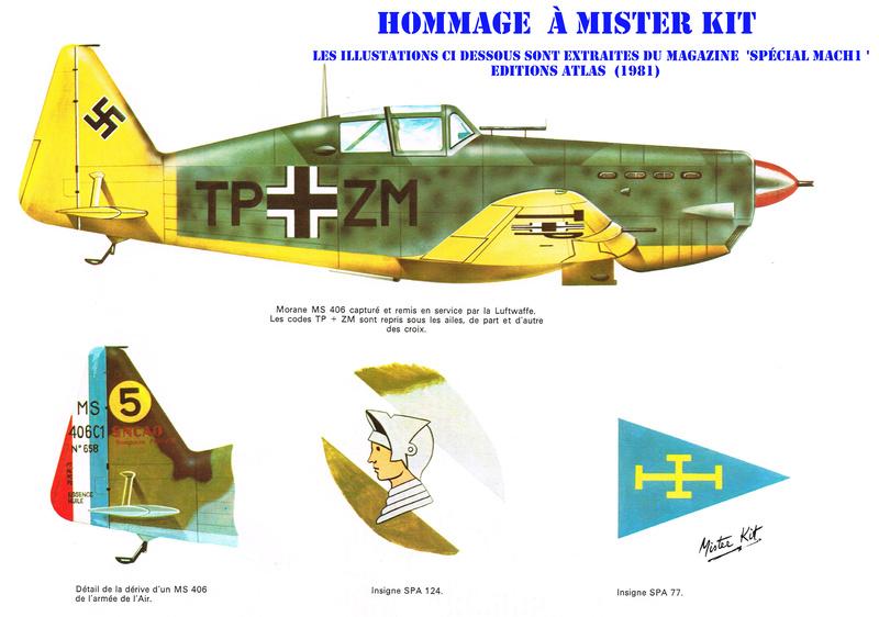 rubrique hommage  à Mister Kit  Morane10