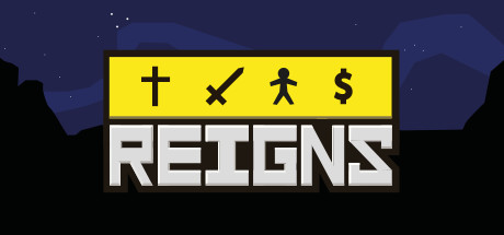"""""""Reigns"""" e """"Reigns: Her Majesty"""" Header10"""