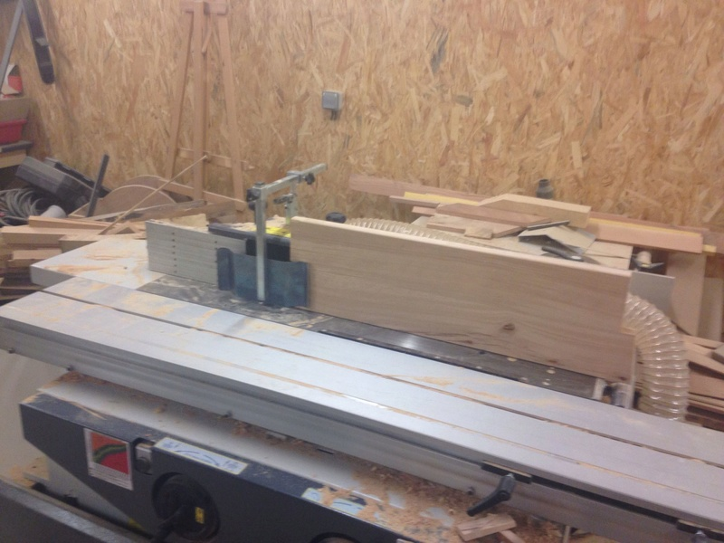 Nouvelle maison, nouveau atelier, nouvelles machines, récap' d'1 an de boulot - Page 2 Toupil10