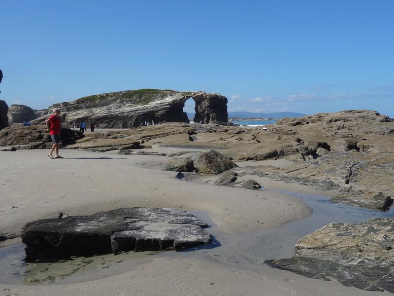 Playa de las catedrales Dsc04111
