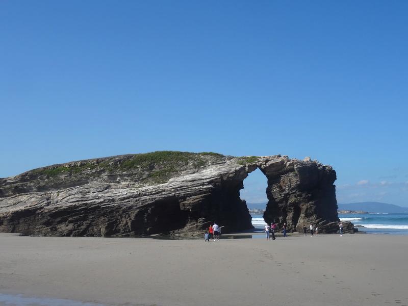 Playa de las catedrales Dsc04113