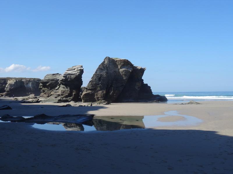 Playa de las catedrales Dsc04211