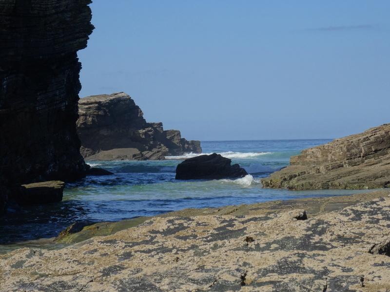 Playa de las catedrales Dsc04214
