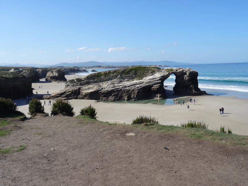 Playa de las catedrales Dsc04216