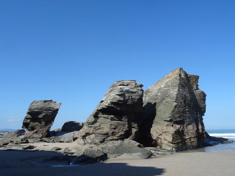 Playa de las catedrales Dsc04217