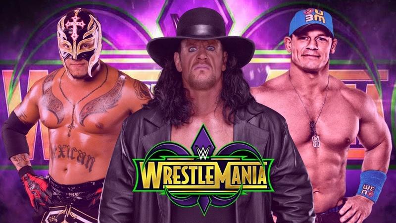 [RUMEURS/SPOILERS] Quel adversaire pour Cena à Wrestlemania ? Maxres12