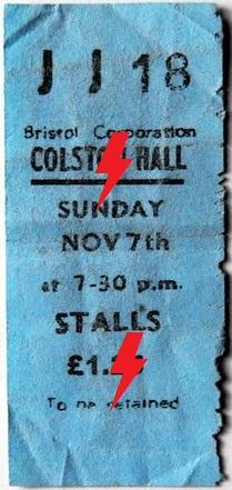 1976 / 11 / 07 - UK, Bristol, Colston Hall 07_11_10