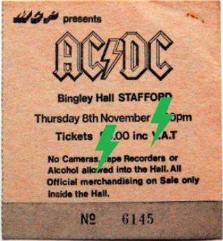 1979 / 11 / 08 - UK, Stafford, Bingley hall 08_11_10