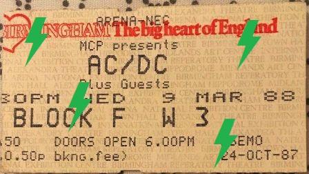 1988 / 03 / 09 - UK, Birmingham, National Exhibition Centre 09_03_10
