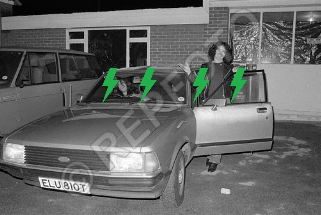 1979 / 11 / 08 - UK, Stafford, Bingley hall 101010