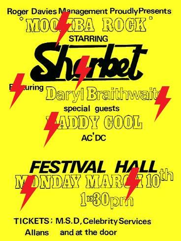 1976 / 03 / 10 - AUS, Melbourne, Moomba Rock Festival 10_03_10