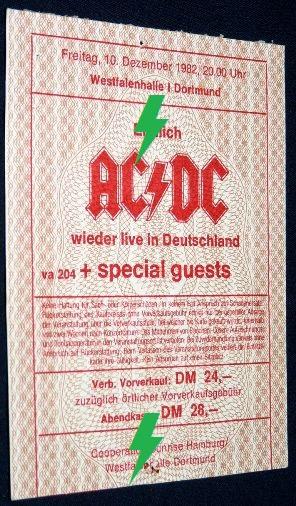 1982 / 12 / 10 - GER, Dortmund, Westfalenhallen 10_12_10