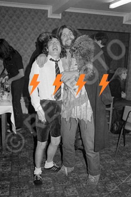 1979 / 11 / 08 - UK, Stafford, Bingley hall 11110