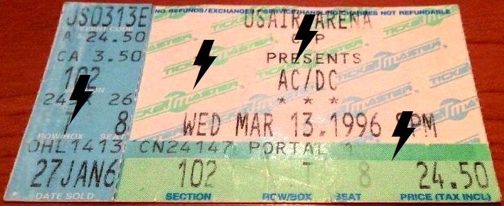 1996 / 03 / 13 - USA, Landover, Usair Arena 13_03_10
