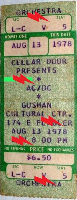 1978 / 08 / 13 - USA, Miami, Gussman Hall 13_08_10