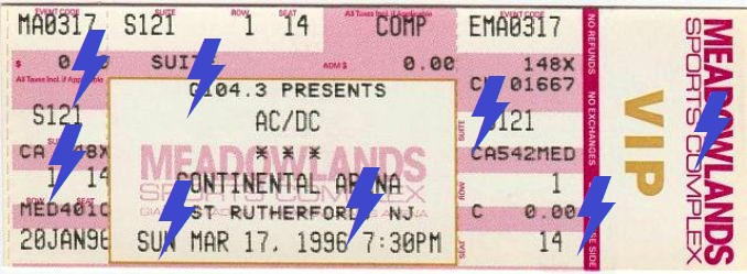 1996 / 03 / 17 - USA, East Rutherford, Continental Airlines Arena 17_03_10