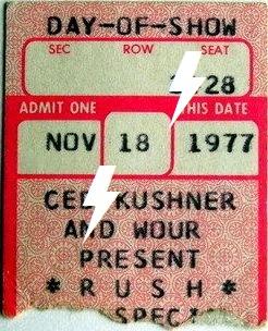1977 / 11 / 18 - USA, Syracuse, Onondaga Memorial Auditorium 18_11_10