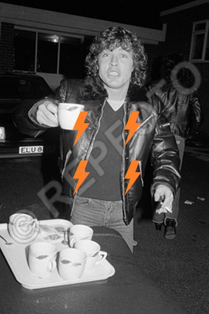 1979 / 11 / 08 - UK, Stafford, Bingley hall 21110