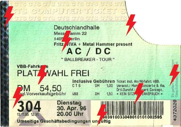 1996 / 04 / 30 - GER, Berlin, Deutschlandhalle 30_04_10