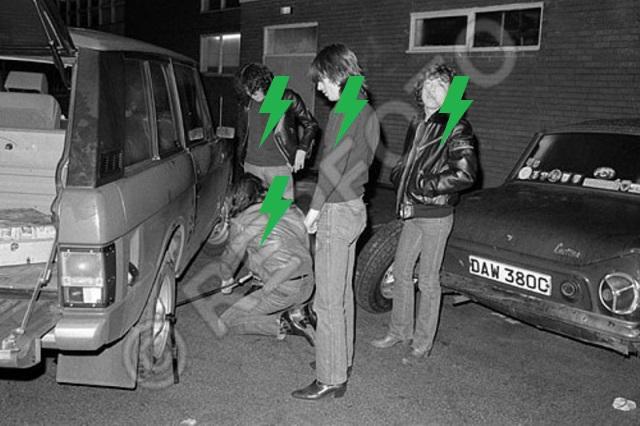 1979 / 11 / 08 - UK, Stafford, Bingley hall 81010