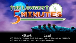 Review: The Longest Five Minutes (Vita Retail) 2018-014