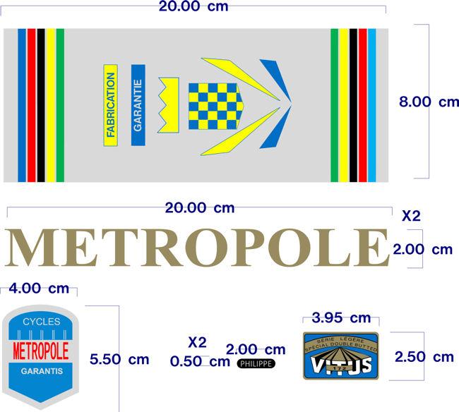 Vélo Métropole de 1977 - Page 2 Metrop10