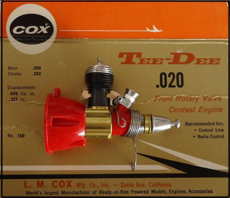 Cox Strato Bug Insert Reproduction Carton10