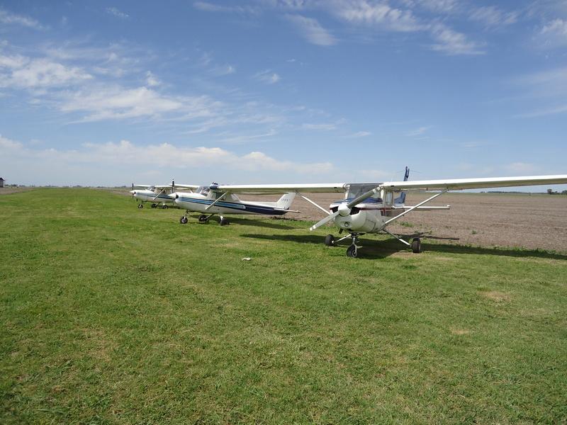 Aeronautical activity in my club! Dsc02928