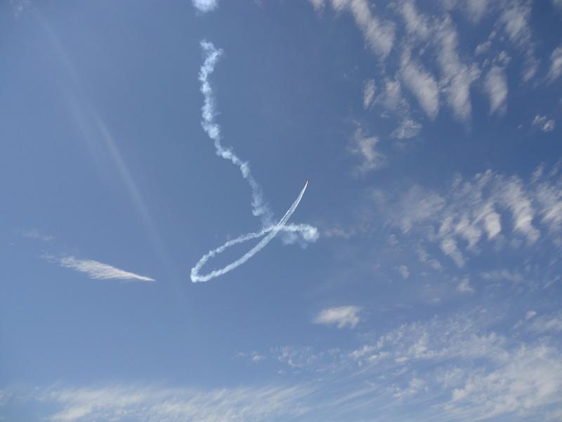 Aeronautical activity in my club! Dsc02945