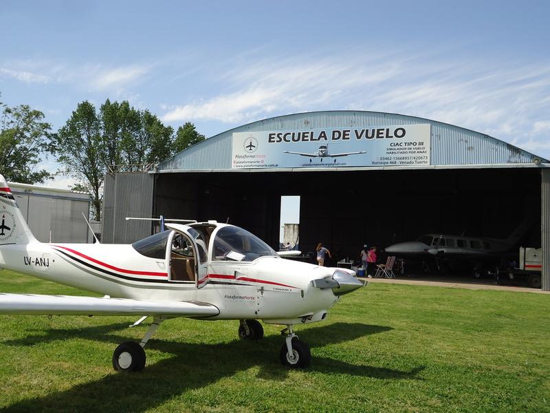 Aeronautical activity in my club! Dsc02951