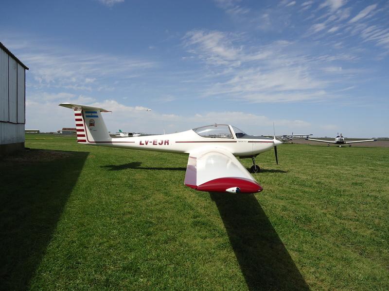 Aeronautical activity in my club! Dsc02952