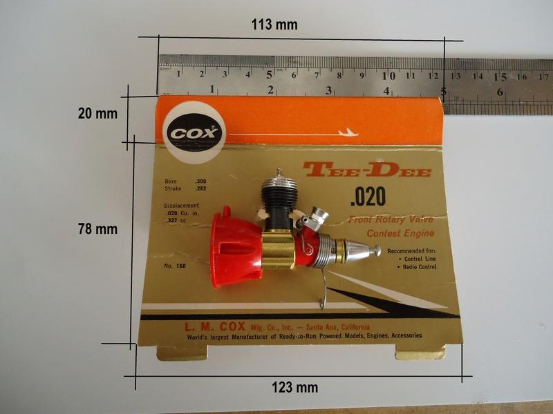 Cox Strato Bug Insert Reproduction Dsc03317