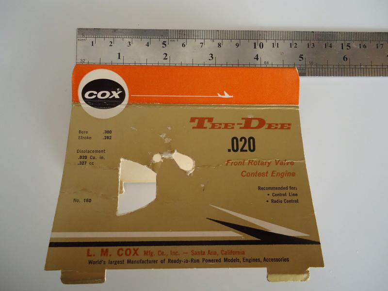 Cox Strato Bug Insert Reproduction Dsc03320