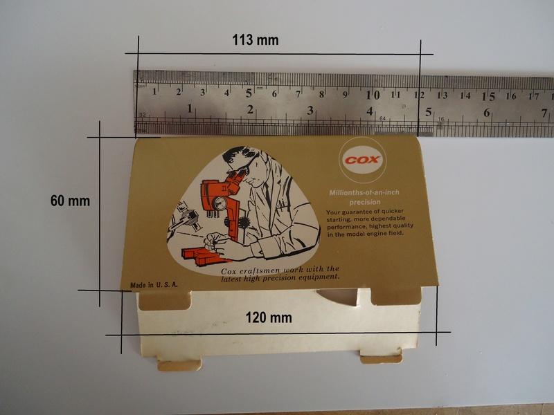 Cox Strato Bug Insert Reproduction Dsc03321