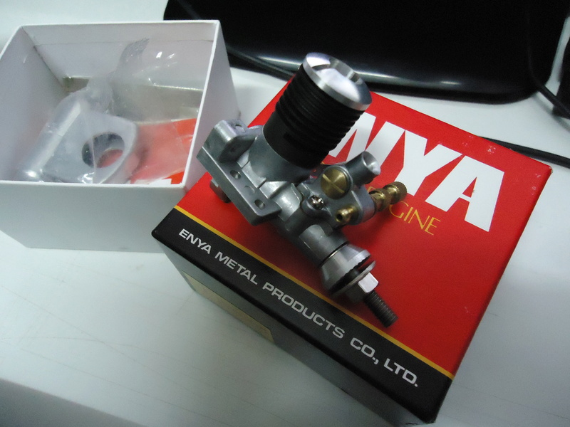 Enya .06-II T.V. R/C Dsc03341