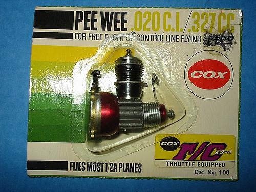 Cox Strato Bug Insert Reproduction Pee_we10
