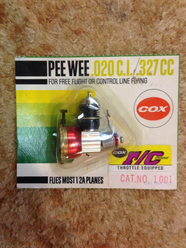 Cox Strato Bug Insert Reproduction Pee_we11