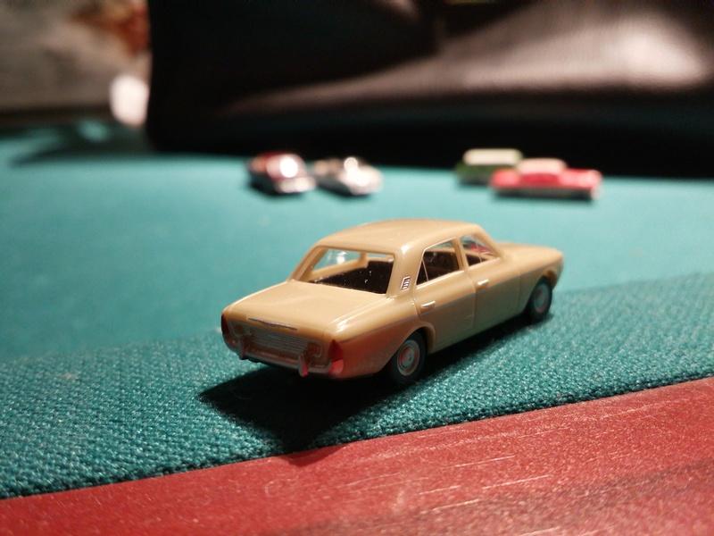 Ford Modelbiler 20161013
