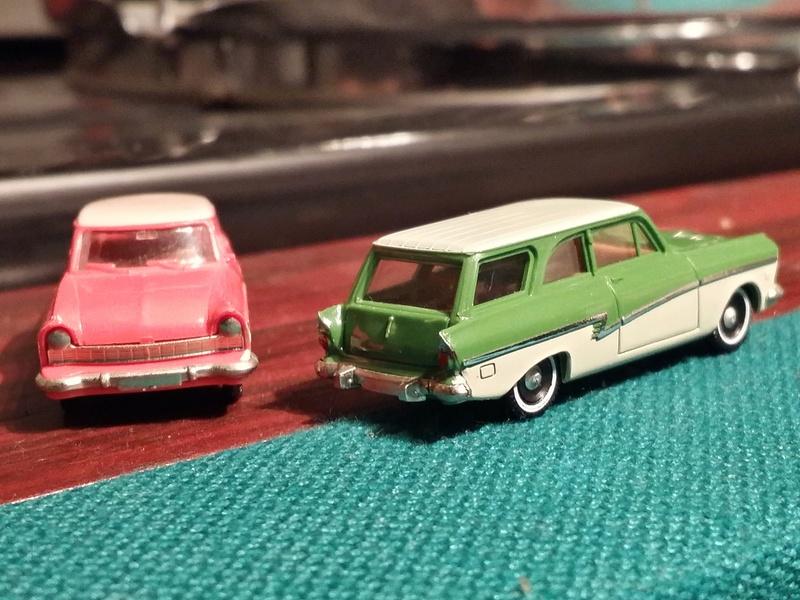 Ford Modelbiler 20161016