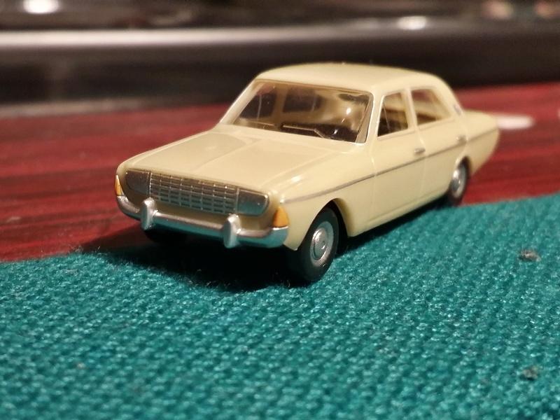 Ford Modelbiler 20161018