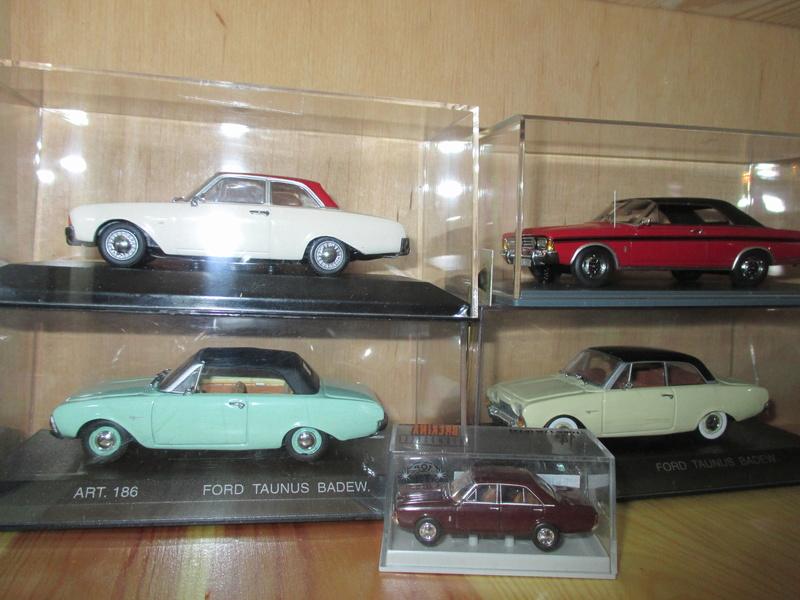 Ford Modelbiler Img_0612