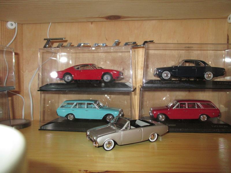 Ford Modelbiler Img_0613
