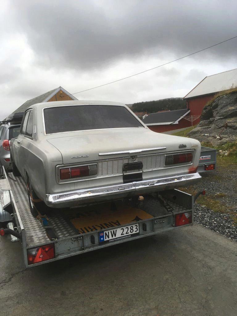 Knut S sine kjøretøyer. Knuts210