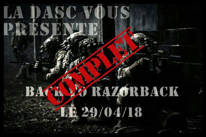 BACK TO RAZORBACK 29/04/18 - Page 2 Fort10
