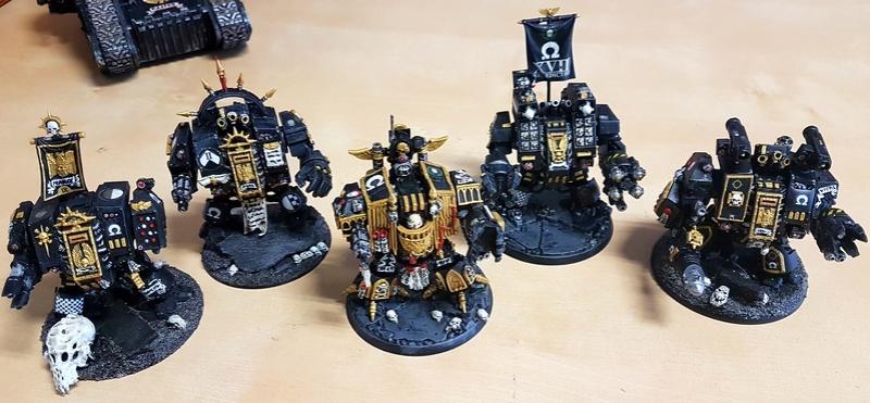 Torgan's legions of minis...  - Page 8 20180215