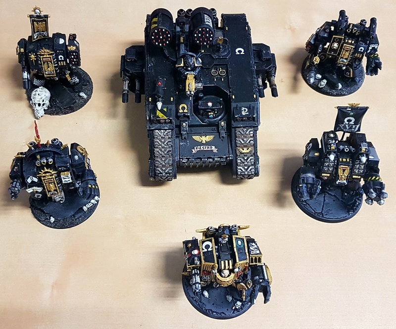 Torgan's legions of minis...  - Page 8 20180218