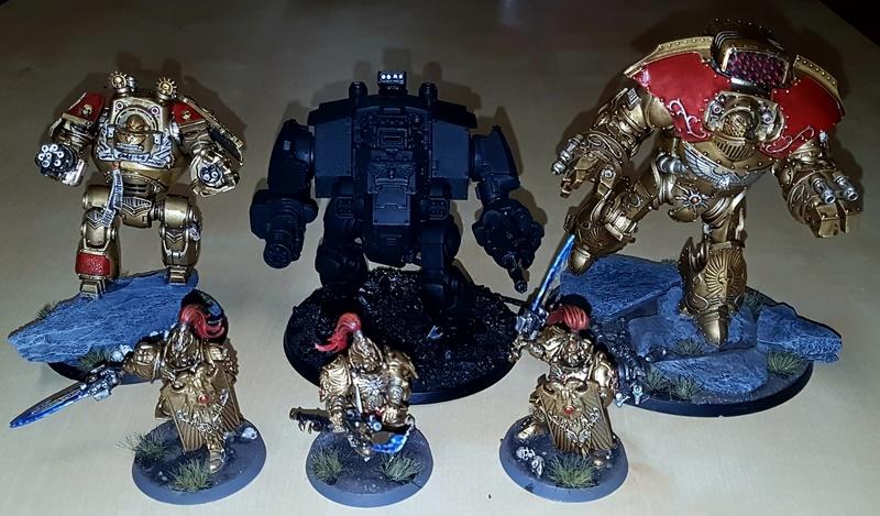 Torgan's legions of minis...  - Page 9 20180516