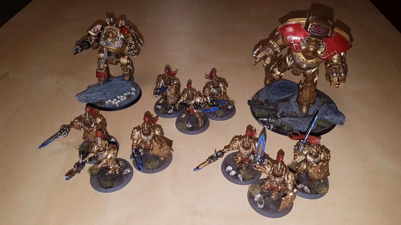 Torgan's legions of minis...  - Page 9 20180518