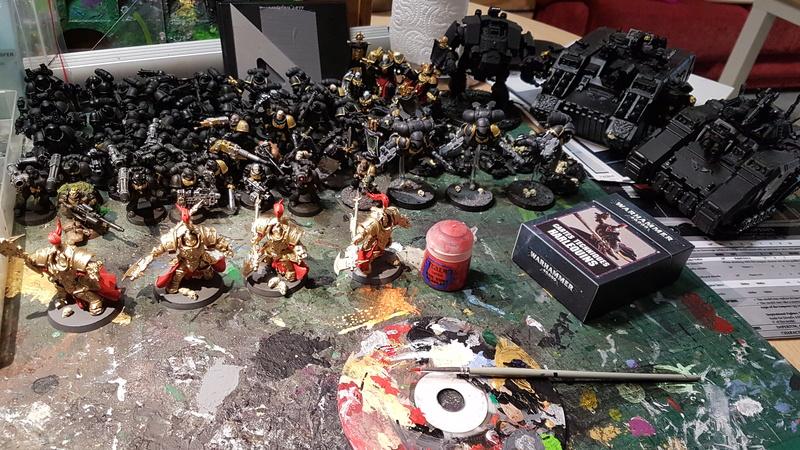 Torgan's legions of minis...  - Page 9 20180526