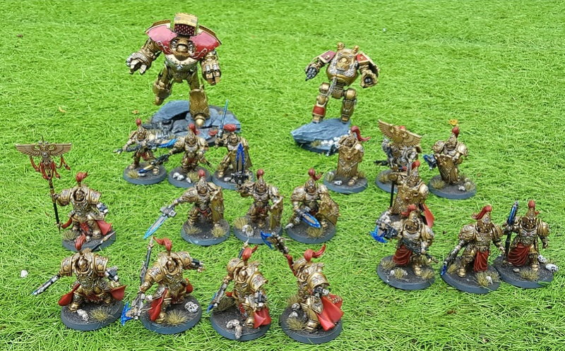 Torgan's legions of minis...  - Page 9 20180617